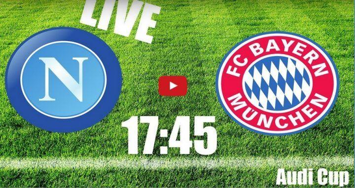 Come vedere in streaming Bayern Monaco-Napoli