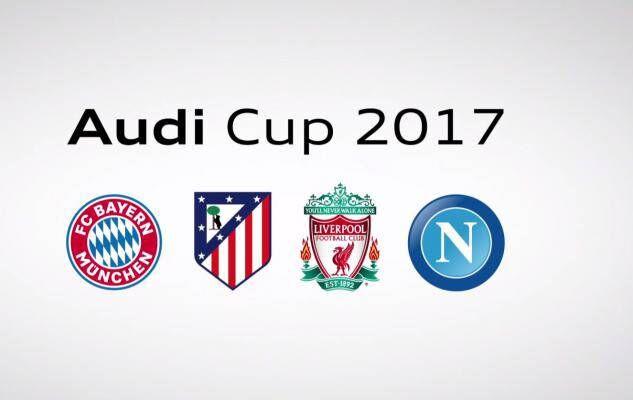 Audi Cup, dove vedere Napoli – Atletico Madrid: streaming gratis, diretta live