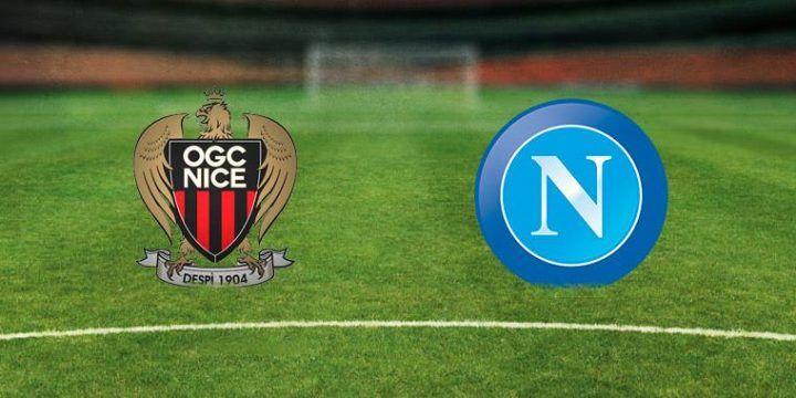 Nizza – Napoli, dove vederla in streaming gratis e in diretta live