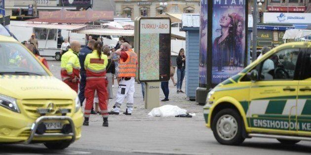 Attentato in Finlandia: fermate cinque persone. Ferita una ricercatrice italiana