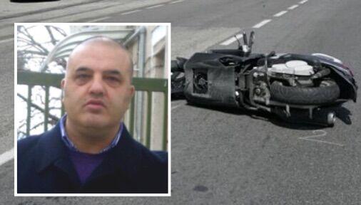 Tragico incidente con lo scooter, Agostino muore a 52 anni: lascia moglie e due figli
