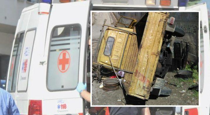Maddaloni, tamponato e ucciso da un ubriaco alla guida: muore 75enne