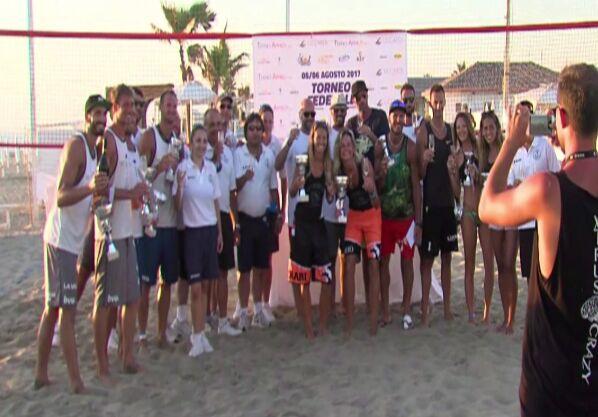 Beach Volley, grande successo al Key Beach per il torneo federale