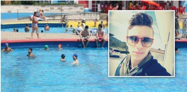 Choc a Sessa Aurunca, Leonardo Rinaldi muore in piscina a 17 anni sotto gli occhi degli amici