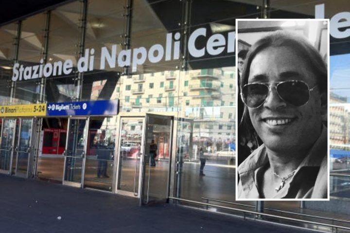 Tragedia alla stazione di Napoli Centrale: muore a soli 42 anni