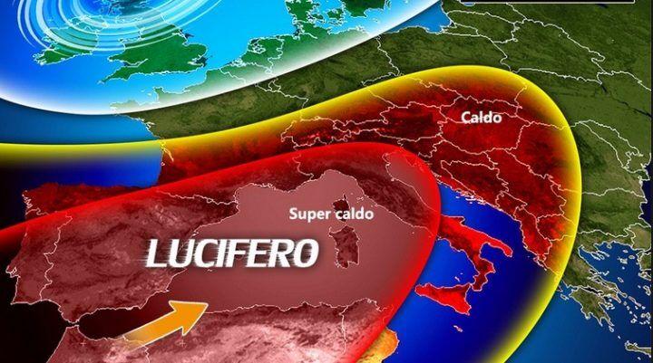 Meteo: caldo infernale in Campania, le temperature si abbasseranno? Ecco da quando