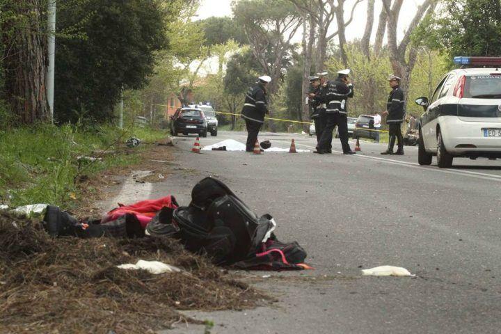 Incidente ad Ercolano, muore motociclista