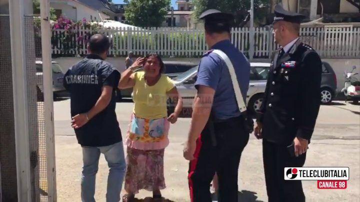 Giugliano, arrestato residente del campo rom per evasione dai domiciliari