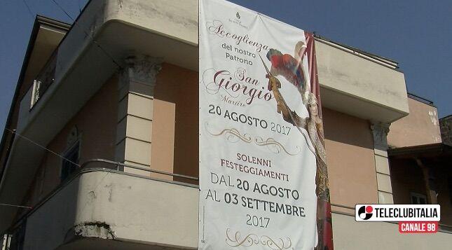 San Giorgio Martire, al via i festeggiamenti a Ducenta. TeleClubItalia seguirà gli eventi in diretta
