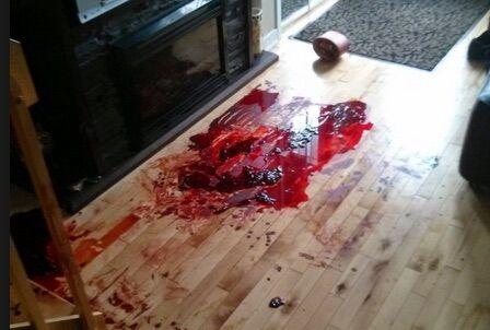 Choc a Napoli, violenta lite in famiglia finisce nel sangue