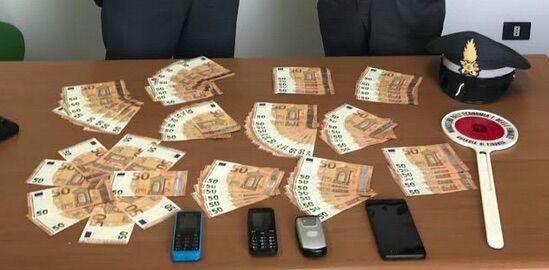 Castel Volturno. Ischitella, beccato con 4mila euro falsi: nei guai un 64enne