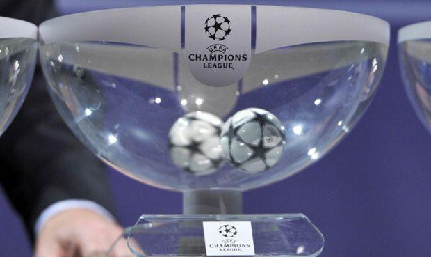 Diretta sorteggio Champions League: streaming live, gratis in tv