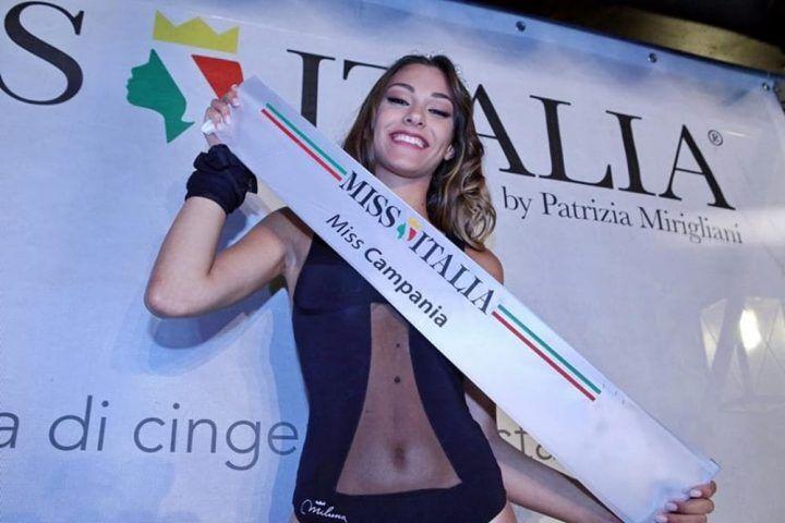 San Cipriano d'Aversa, Teresa Caterino tra le finaliste di Miss Italia