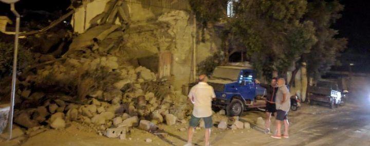 Terremoto Ischia, task force Città Metropolitana: decisi primi interventi