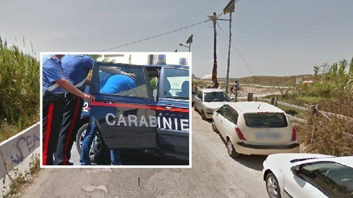 Varcaturo, arrestato il parcheggiatore abusivo della spiaggia libera