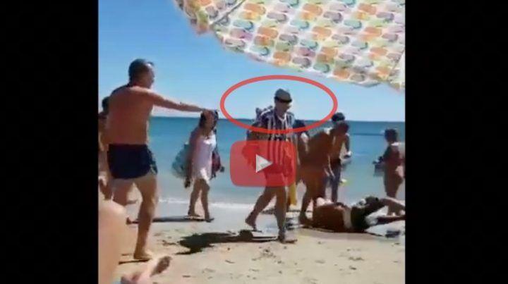 """""""Rigore, rigore!"""", tifoso juventino deriso in spiaggia: il video diventa virale"""