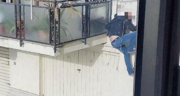 Tenta furto in una casa e fa un volo di tre metri: ecco cos'è successo nel casertano