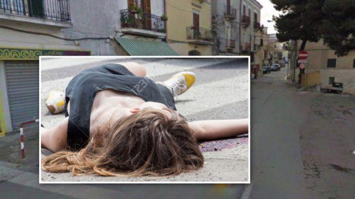 Uomo spara per strada a una ragazza di 15 anni: è gravissima