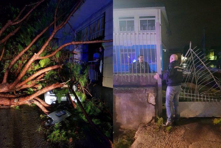 Tromba d'aria nel casertano: ingenti danni a Marcianise. Le parole del sindaco Velardi
