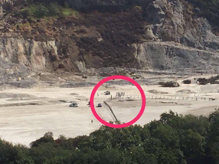 Pozzuoli, tragedia alla Solfatara: muore la famiglia Carrer di Torino. VIDEO