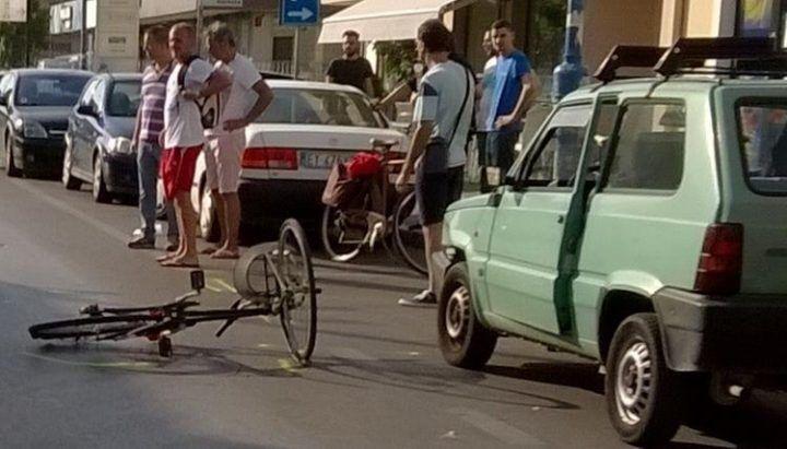 Campania, ciclista colpito da uno sportello aperto: muore dopo 47 giorni di agonia