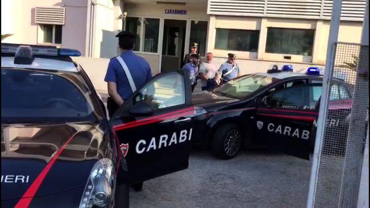 """Giugliano, colpo alla camorra: arrestato Bruno Mascitelli detto """"o Canotto"""". VIDEO"""