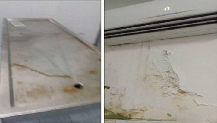 """Aversa, camera mortuaria al Moscati in condizioni indegne. Borrelli: """"Si intervenga"""""""