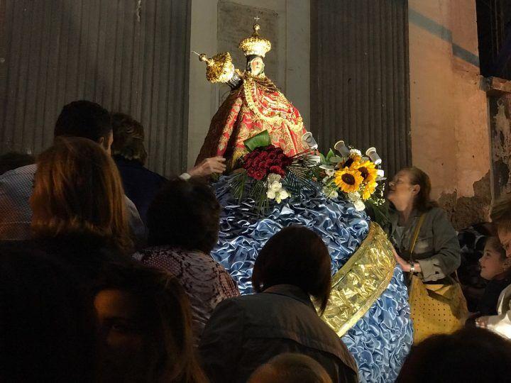 La Madonna della Pace fa un miracolo in America