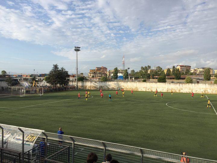 Sport, riparte il Giugliano calcio. Prima uscita ufficiale a Casalnuovo