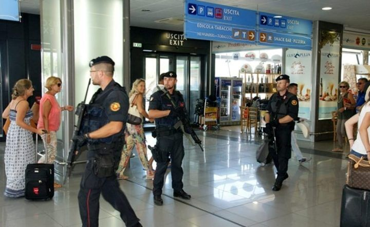 Napoli allarme bomba a Capodichino dopo telefonata anonima