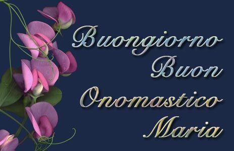 Amato Auguri Maria: frasi, video, immagini whatsapp. FOTO  QD23