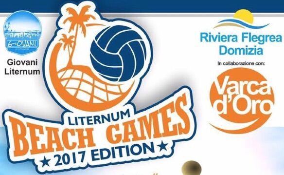 Liternum Beach Games 2017, sport e divertimento sul litorale di Giugliano