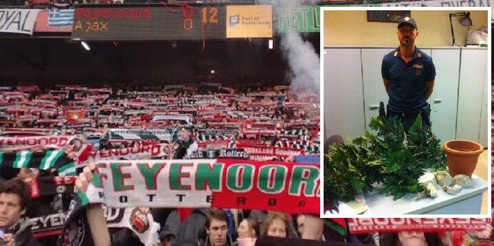 Napoli-Feyenoord ad alta tensione: arrestati tre olandesi