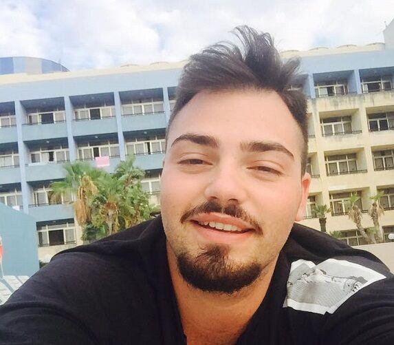 """Napoli in lutto per il 21enne Raffaele Velotti: """"Buon viaggio Rafè"""""""