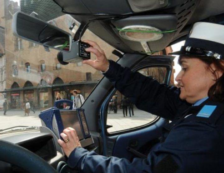 Agropoli, vigili con autovelox fermati e multati dalla Stradale