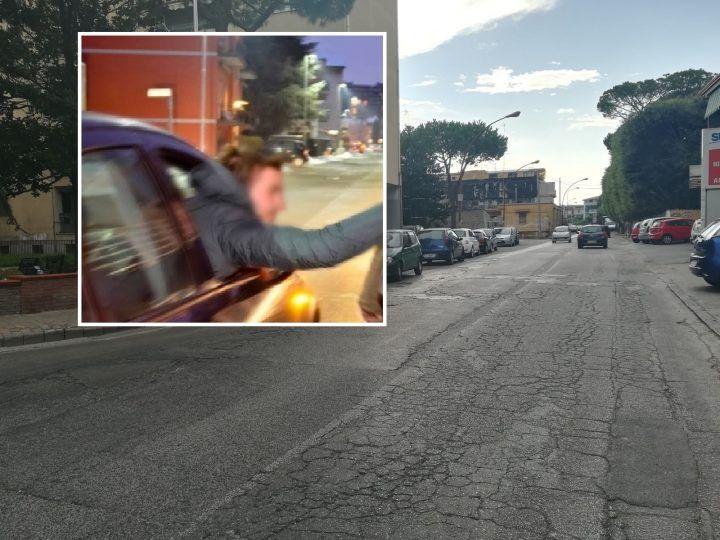 Rapina shock tra Giugliano e Villaricca: ragazzo trascinato sull'asfalto