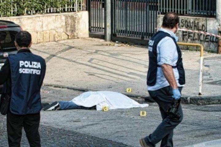 Agguato di camorra a Napoli: ucciso il figlio del boss Notturno