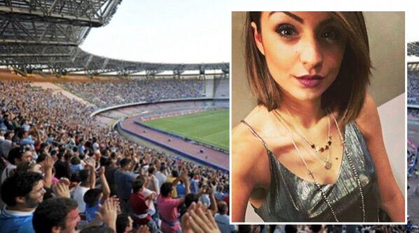 Commozione al San Paolo, il gesto dei tifosi per Alessandra Madonna