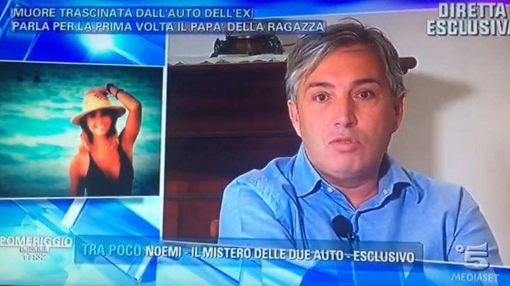"""Alessandra Madonna, il padre a Pomeriggio Cinque """"Giuseppe l'ha uccisa"""""""