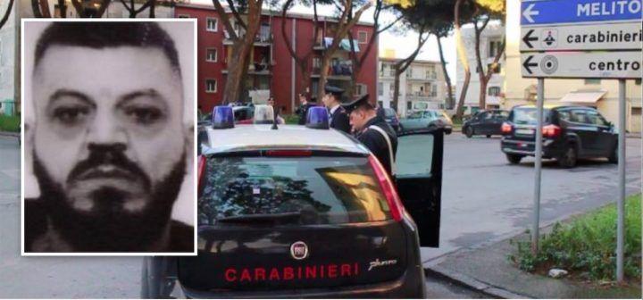 """Giugliano, arrestato uomo contiguo al clan """"Paparella"""": sequestrate armi e auto rubata"""
