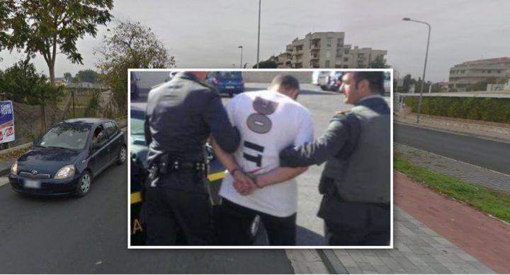 Controlli fuori ai bar tra Aversa e Lusciano: arrestato giovane