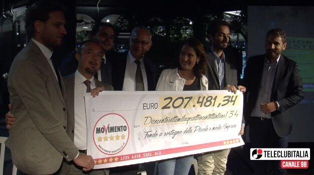 """Giugliano. Partono i """"4 giorni a 5 Stelle"""": 207mila euro dal deputato Micillo per le piccole e medie imprese"""