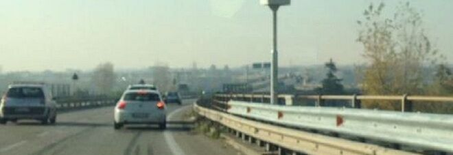 """Autovelox sull'Asse Mediano, prosegue la """"strage"""" di automobilisti"""