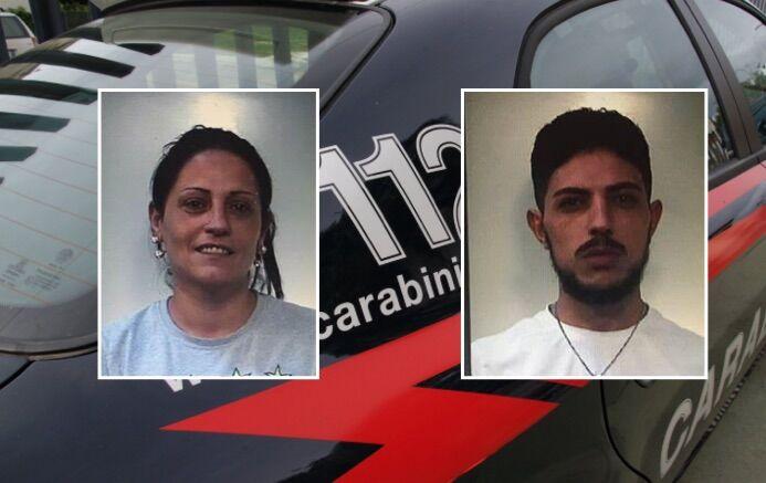Piedimonte Matese, nascondevano droga in auto e in casa: arrestata coppia di pusher