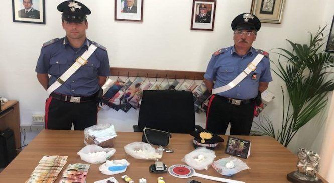 Casertano beccato con la cocaina alle Eolie: arrestato