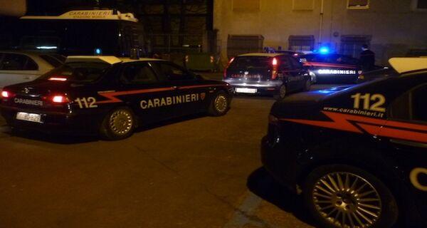 Agro Aversano, Carabinieri interrompono summit: un arresto e nove controllati