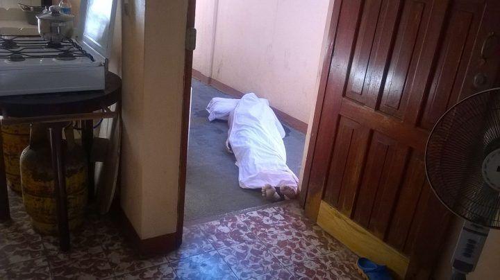 Giallo a Santa Maria Capua Vetere, cadavere trovato in casa: arriva la polizia