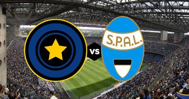 Dove vedere Inter – Spal: streaming diretta gratis e live free in tv
