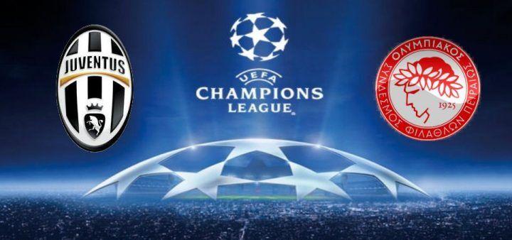 Dove vedere Juventus-Olympiacos: streaming gratis, diretta free in tv