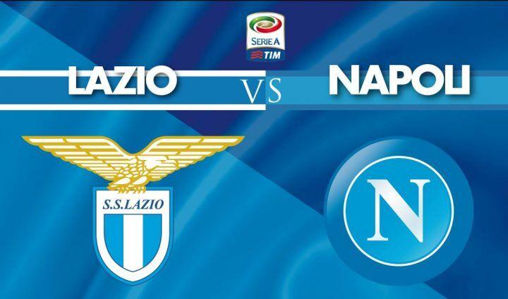 Dove vedere Lazio-Napoli: diretta in streaming gratis, free in tv